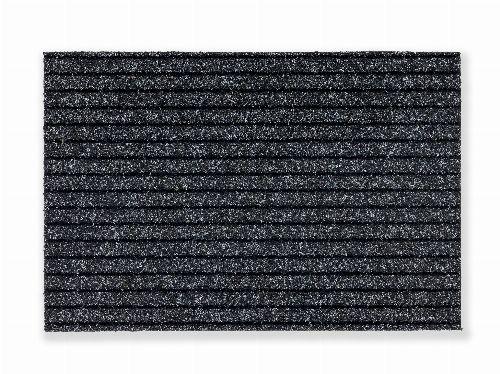 Bild: ASTRA Türmatte - Rib Line Tandem (Anthrazit; 80 x 50 cm)