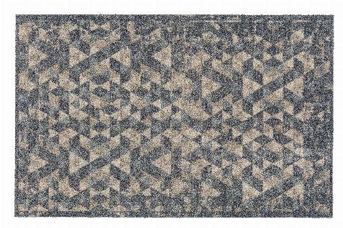 Bild: ASTRA Schmutzfangmatte - Lavandou Dreiecke (110 x 70 cm)