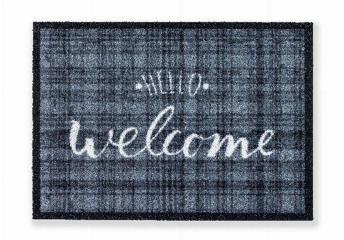 Bild: ASTRA Sauberlaufmatte - Deco Brush Hello Welcome (Hello Welcome)