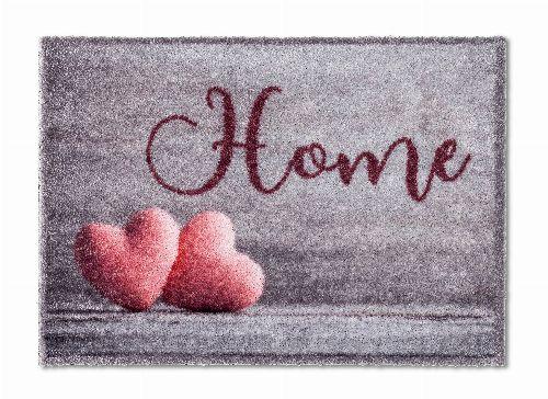 Bild: ASTRA Schmutzfangmatte - Pure und Soft Home (Grau; 70 x 50 cm)