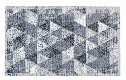 Bild: ASTRA Schmutzfangmatte - Miabella Dreiecke (Hellgrau; 70 x 50 cm)