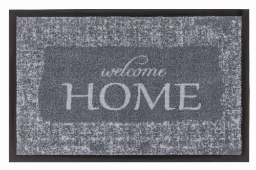 Bild: ASTRA Schmutzfangmatte - Homelike Welcome Home (Grau; 70 x 50 cm)