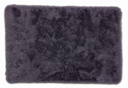 Bild: SCHÖNER WOHNEN Badematte - Bali Uni (Anthrazit; 110 x 67 cm)