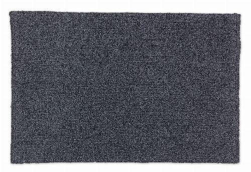 Bild: SCHÖNER WOHNEN Badematte - Bahamas Uni (Anthrazit; 60 x 40 cm)