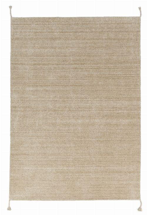 Bild: Schöner Wohnen Webteppich Alura (Beige; 300 x 200 cm)