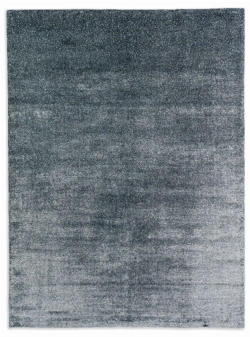 Bild: Schöner Wohnen Viskose Teppich Aura (Anthrazit; 200 x 300 cm)