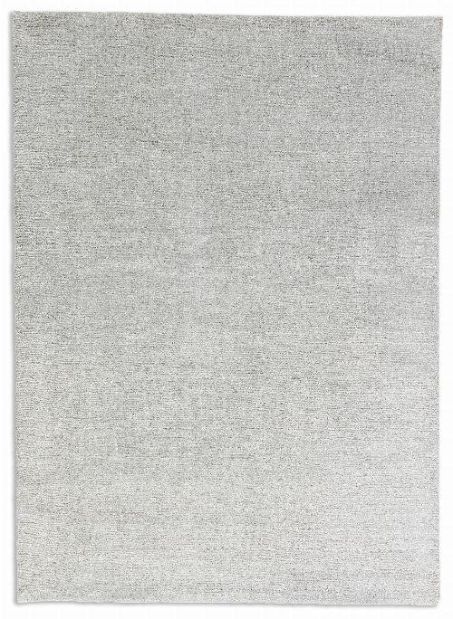 Bild: Schöner Wohnen Viskose Teppich Aura - Silber