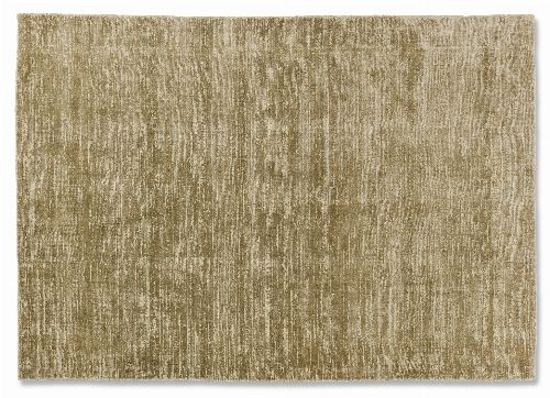 Bild: SCHÖNER WOHNEN Flachgewebeteppich - Alessa Streifen (Beige; 300 x 200 cm)