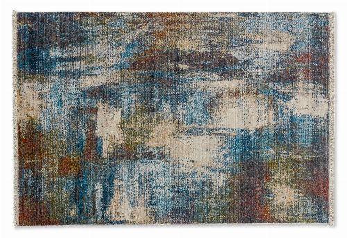 Bild: SCHÖNER WOHNEN Kurzflorteppich - Mystik Vintage Multicolor (Multicolor; 140 x 70 cm)