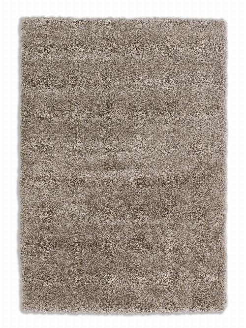 Bild: Schöner Wohnen Hochflor Teppich - Savage (Beige; 190 x 133 cm)