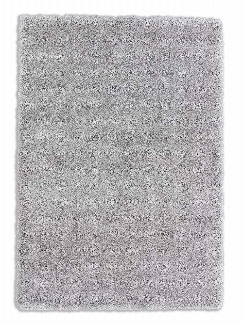 Bild: Schöner Wohnen Hochflor Teppich - Savage - Silber