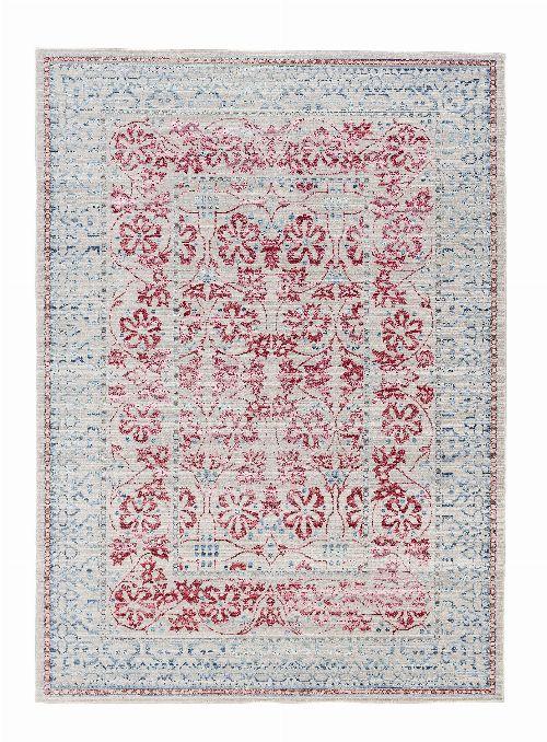 Bild: Schöner Wohnen Flachgewebe Teppich Shining - Floralmuster (240 x 170 cm)