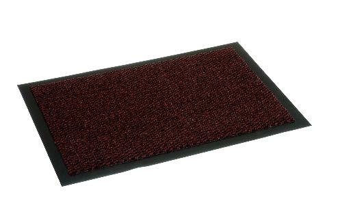 Bild: Sauberlaufmatte nach Maß Saphir (Rot; 90 cm)