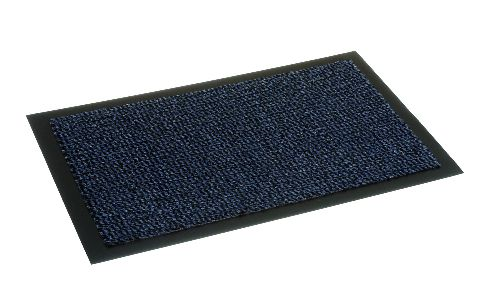 Bild: Sauberlaufmatte nach Maß Saphir (Blau; 90 cm)