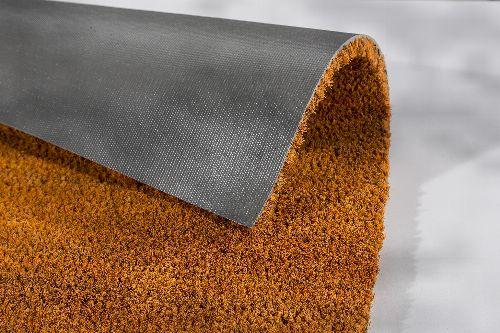 Bild: ASTRA Kokosmatte Kokosvelours Colors - individuelle Länge - Curry