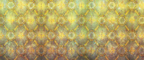 Bild: AP Digital - Used Look Green - 150g Vlies - Grün