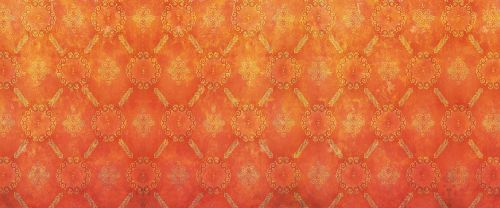 Bild: AP Digital - Used Look Orange - 150g Vlies (Orange; 3 x 2.5 m)
