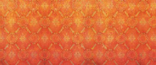 Bild: AP Digital - Used Look Orange - 150g Vlies (Orange; 2 x 1.33 m)