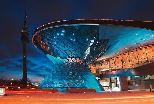 Bild: AP Digital - Munich Night Clear - 150g Vlies (4 x 2.67 m)