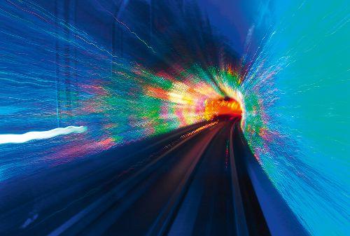 Bild: AP Digital - Blue Tube - 150g Vlies (4 x 2.67 m)