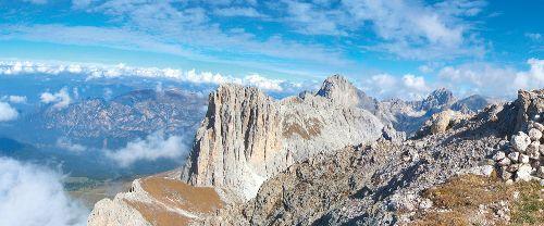 Bild: AP Digital - Top of the World - 150g Vlies (6 x 2.5 m)