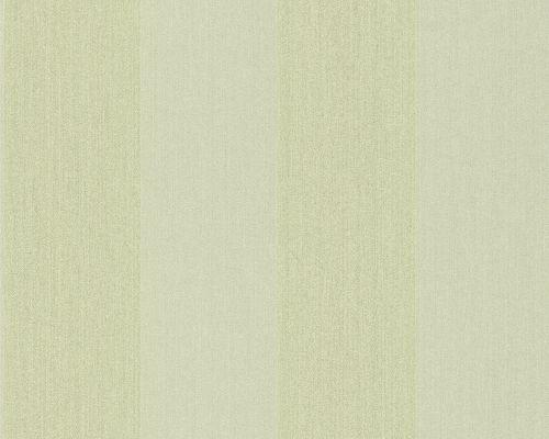 Bild: Haute Couture 3 Streifentapete - 290731 (Grün)