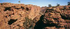 Bild: AP Digital - Kings Canyon - 150g Vlies (4 x 2.67 m)