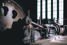 Bild: AP Digital - Power Plant - 150g Vlies
