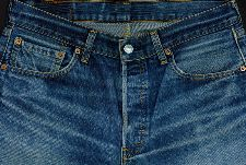 Bild: AP Digital - Jeans - 150g Vlies (3 x 2.5 m)