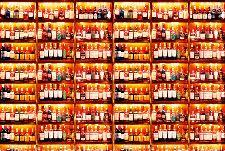Bild: AP Digital - My Bottles - 150g Vlies (4 x 2.7 m)