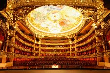 Bild: AP Digital - Opera Nat. Paris - 150g Vlies (4 x 2.67 m)