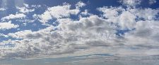 Bild: AP Digital - Cloudy - 150g Vlies (6 x 2.5 m)