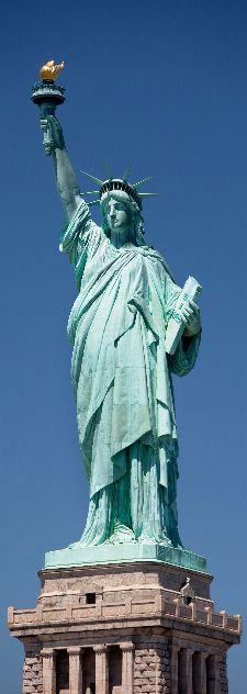 Bild: AP Panel - Statue of Liberty