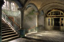 Bild: AP XXL2 - Vintage Villa Hall - 150g Vlies (2 x 1.33 m)
