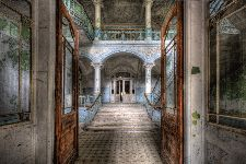 Bild: AP XXL2 - Vintage Villa Entr. - 150g Vlies (2 x 1.33 m)