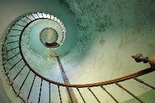 Bild: AP XXL2 - Spiral Staircase - 150g Vlies
