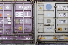 Bild: AP XXL2 - Container Grey - 150g Vlies