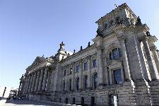 Bild: AP XXL2 - Reichstag - 150g Vlies
