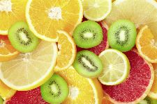 Bild: AP XXL2 - Fruit Mix - 150g Vlies (4 x 2.67 m)