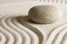 Bild: AP XXL2 - Stone on Sand - 150g Vlies (3 x 2.5 m)