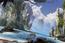 Bild: AP XXL2 - Dreamscape - 150g Vlies (4 x 2.67 m)