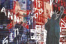Bild: AP Digital - Lady Liberty - SK Folie (2 x 1.33 m)