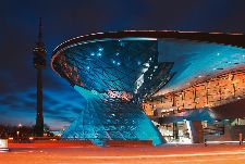 Bild: AP Digital - Munich Night Clear - SK Folie (4 x 2.67 m)