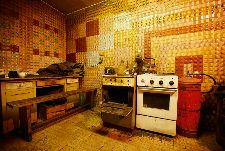 Bild: AP Digital - Kitchen Old Style - SK Folie (3 x 2.5 m)