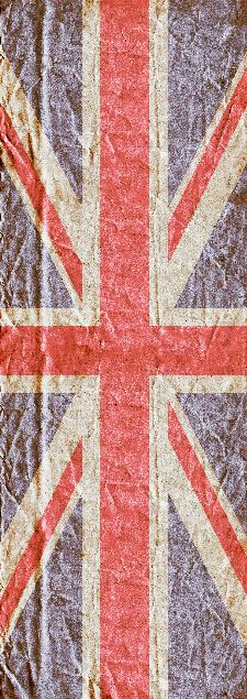 Bild: AP Panel - Flag UK, SK-Folie