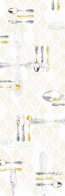 Bild: AP Panel - Best silver bright, SK-Folie (Weiß)