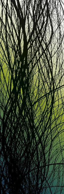 Bild: AP Panel - Underwater green, SK-Folie (Grün)