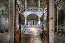 Bild: AP XXL2 - Vintage Villa Entr. - SK Folie (4 x 2.67 m)