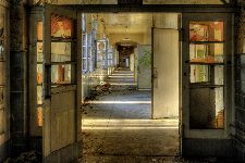 Bild: AP XXL2 - Vintage Villa Floor - SK Folie (4 x 2.67 m)