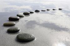 Bild: AP XXL2 - Black Stones IC - SK Folie (3 x 2.5 m)